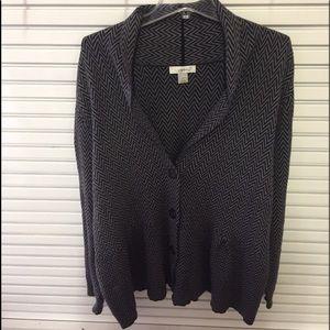 3X Cj Banks women's sweater